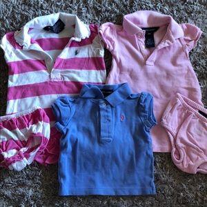Ralph Lauren Polo Dresses and Shirt Lot